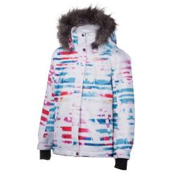 FUNDANGO-Junior technical jacket LESTE azalea
