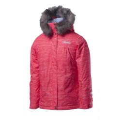 FUNDANGO-Junior technical jacket LESTE carmine