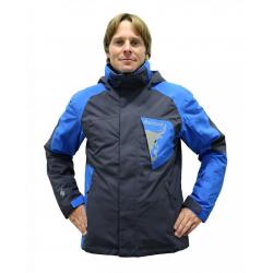 BLIZZARD Freemountain Ski Jacket anthracite/blue