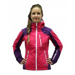 BLIZZARD Viva Power Ski Jacket purple/grenadine/white