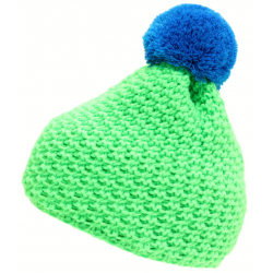 Zimná čiapka BLIZZARD-Mixer, green/blue