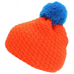 Zimná čiapka BLIZZARD-Mixer, orange/blue