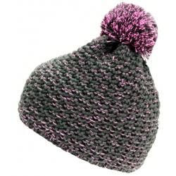 Dámska zimná čiapka BLIZZARD-Viva Villach, grey/pink