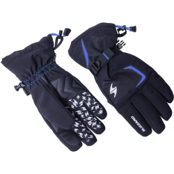Lyžiarske rukavice BLIZZARD-Reflex ski gloves, black/blue