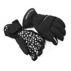 Lyžařské rukavice BLIZZARD-World Cup ski gloves, black,