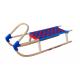 Sánky SULOV SANE LAVINA 110CM modro-červene - Tradičné detské sánky určené pre rekreačné sánkovanie.