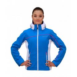 Dámska lyžiarska bunda BLIZZARD Viva Power Jacket l.blue/white/pink