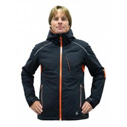 BLIZZARD Mens Race Ski Jacket black/orange