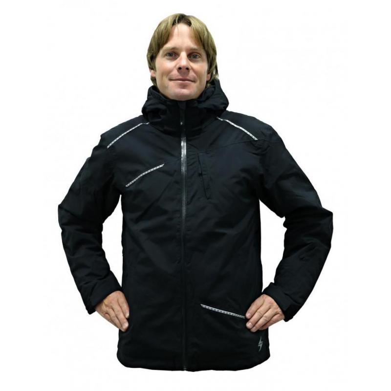 09b781c53 Pánska lyžiarska bunda BLIZZARD Performance Ski Jacket black -