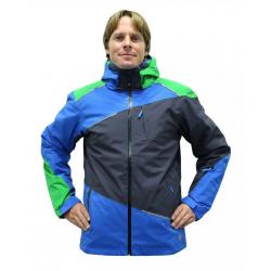 BLIZZARD Performance Ski Jacket anthracite/apple green/bl
