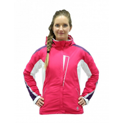 Dámska lyžiarska bunda BLIZZARD Viva Allround Ski Jacket purple/grenad./white