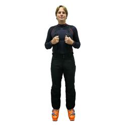 BLIZZARD Power Ski Pants black