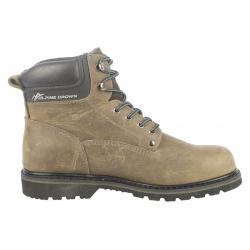 Pánska vychádzková obuv ALPINE CROWN BACKSTREET STYLE - Taupe