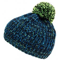 Dámska zimná čiapka BLIZZARD-Viva Villach, black/blue/green