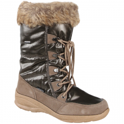 Dámska zimná obuv vysoká AUTHORITY-Seba G