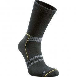 Turistické ponožky SEGER Trekking Mid BLACK