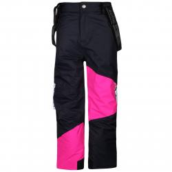 Lyžiarske nohavice AUTHORITY-KIDDE P II pink
