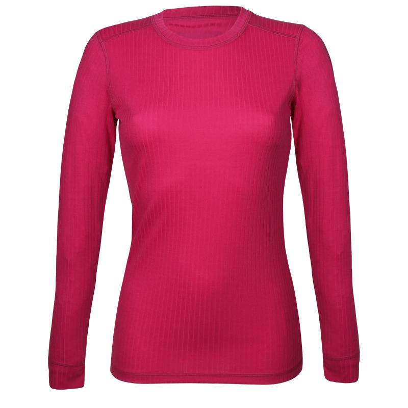 Dámske termo tričko s dlhým rukávom AUTHORITY-THALLANA II pink - Dámske termo tričko s dlhým rukávom značky Authority.