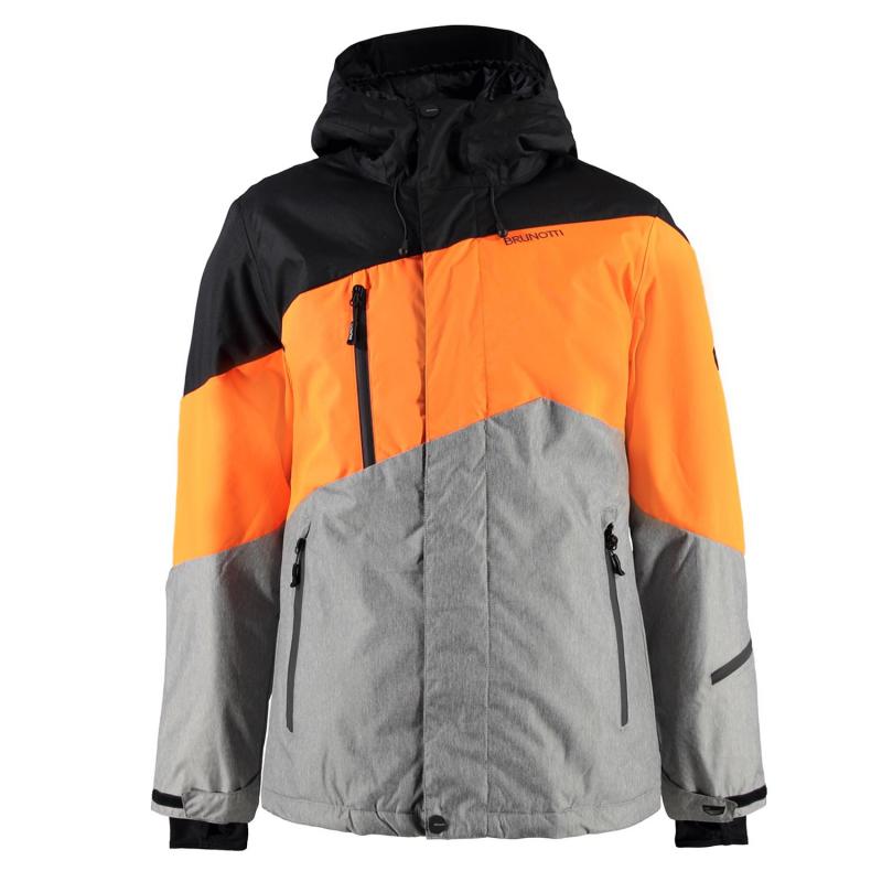 Pánska lyžiarska bunda BRUNOTTI-Modeno Men Jacket - Pánska zimná športová  bunda značky Brunotti. 11a47c0b92c