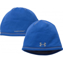 UNDER ARMOUR-Boys Elements 2.0 Beanie RED/BLUE