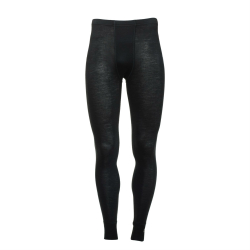 Termo nohavice THERMOWAVE-Mens pants MERINO black