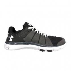 58fcf1c02265 Dámska tréningová obuv UNDER ARMOUR-Micro G Limitless TR 2 BLACK