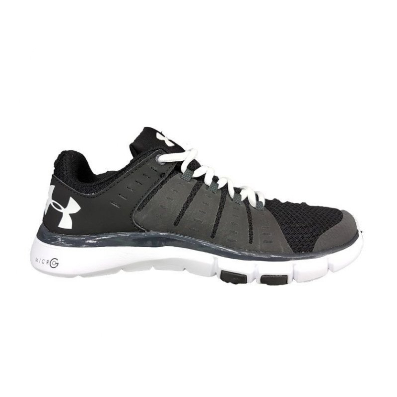 best authentic abbf8 02d61 UNDER ARMOUR-Micro G Limitless TR 2 BLACK   EXIsport Eshop