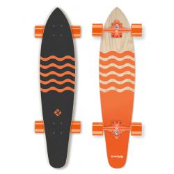 """Longboard STREET SURFING KICKTAIL 36"""" Blown Out 100kg 8+ 91cm"""
