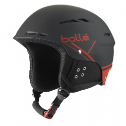 BOLLE B-FUN / SOFT BLACK & RED 31211