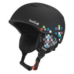 BOLLE B-FREE / SOFT BLACK CHECKER