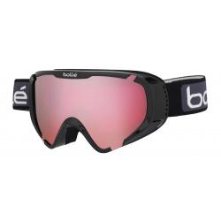 Lyžiarske okuliare BOLLE EXPLORER OTG   SHINY BLACK   VERMILLON 5a493a72fd5
