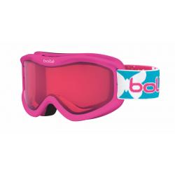 46ee524c7 Juniorské lyžiarske okuliare BOLLE VOLT / PINK B BUTTERFLY / VERMILLON