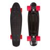 FIZZ Pennyboard Black Red, 22´´,  80kg, 5+, 55cm