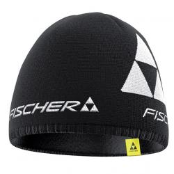 Zimná čiapka FISCHER-ČIAPKA LOGO black 2016