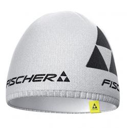 Zimná čiapka FISCHER-ČIAPKA LOGO white 2016