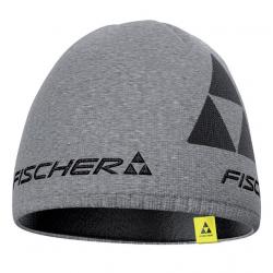 Zimná čiapka FISCHER-ČIAPKA LOGO grey