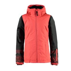 Dievčenská lyžiarska bunda BRUNOTTI-Jaffi JR Girls Jacket