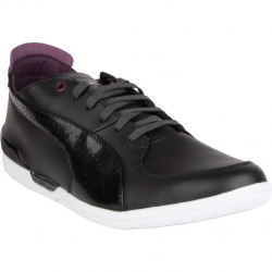 PUMA-Driving Power 2 Low black-italian plum