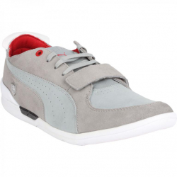 PUMA-Driving Power 2 Low SF limestone gray-ro