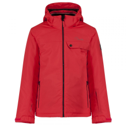 Juniorská turistická bunda DARE2B Declared Jacket Neon Pink