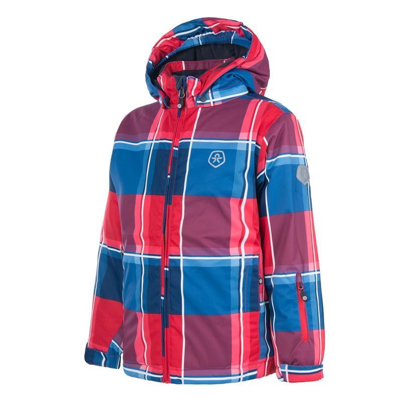 873a8067a880 COLOR KIDS-Salto ski jacket Lollipop - Detská lyžiarska vetrovka značky  Colorkids vo veľmi zaujímavom