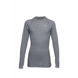 Juniorské termo tričko s dlhým rukávom THERMOWAVE-Kids long sleeve shirts grey