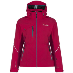 DARE2B Etched Lines Jkt red