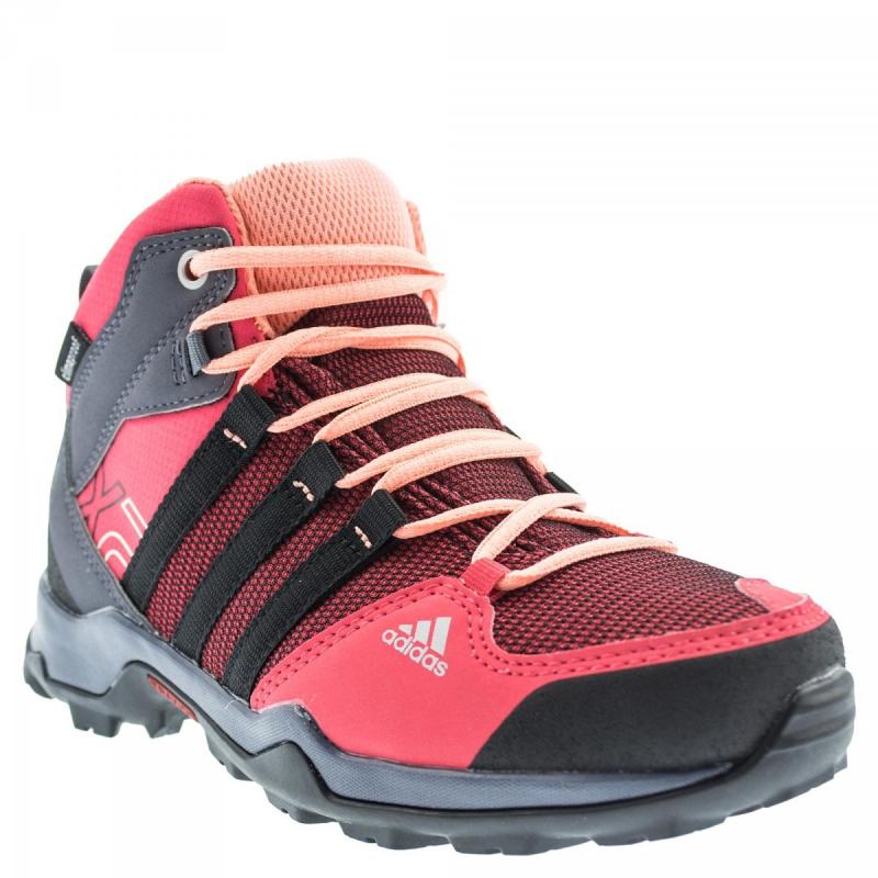 ADIDAS-AX2 MID CP JOY CBLACK SUNGLO - Dámska turistická obuv značky adidas da3512e7e8f