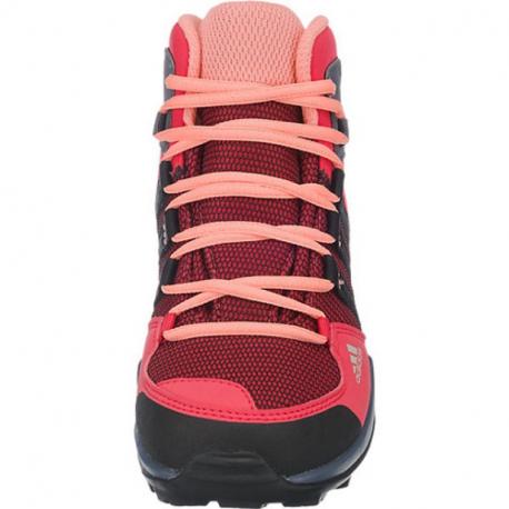 ADIDAS-AX2 MID CP JOY/CBLACK/SUNGLO - Dámska turistická obuv značky adidas určené na jednoduché túry i všestranné využitie.