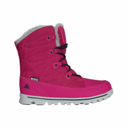 Dámska zimná obuv stredná BERG OUTDOOR-LOON sangria