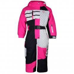 Detský zimný overal AUTHORITY-OWEA pink