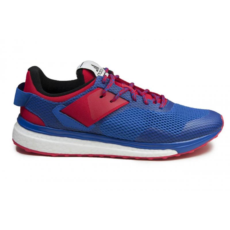 ADIDAS-Response 3 m BLUE RAYRED CBLACK - Pánska bežecká obuv značky adidas 7ea23bffab1