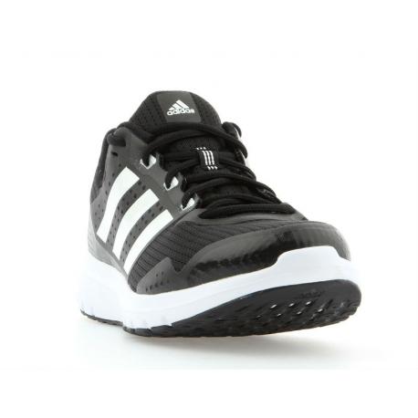 ADIDAS-duramo 7 m CBLACK/FTWWHT/CBLACK - Pánske bežecké topánky značky adidas, ktoré sú ďalšou úspešnou inováciou veľmi obľúbeného modelu Duramo.