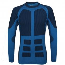 Pánske termo tričko s dlhým rukávom AUTHORITY-THASSO blue